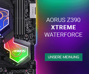 AORUS Z390 XTREME Waterforce