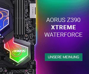 AORUS Z390 XTREME Waterforce