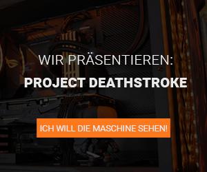 Projekt Deathstroke - Ein ASUS ROG Build