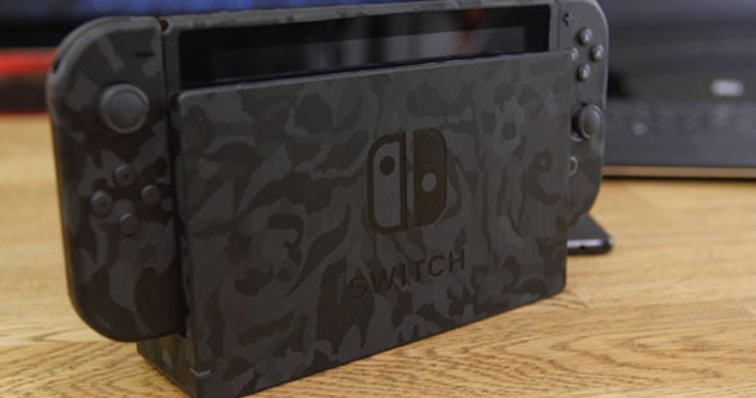 dbrand cover für Nintendo Switch im Test