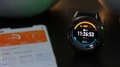 Huawei Watch GT Fitness Uhr