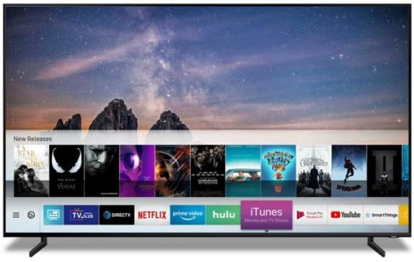 Apple AirPlay 2 Smart TV Modelle Apple AirPlay 2